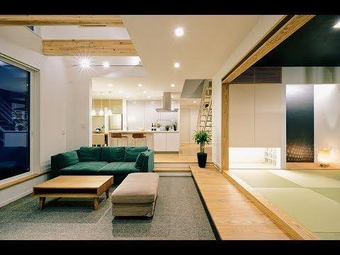 Japanese Modern House Tour Yamaguchi Design Youtube Japanese