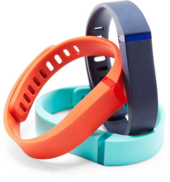 Who Wants To Be Stuck With One Color? Get The Fitbit Flex