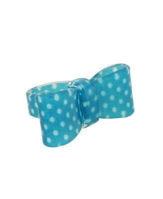 Ditsy Dot Bow Ring - StyleSays