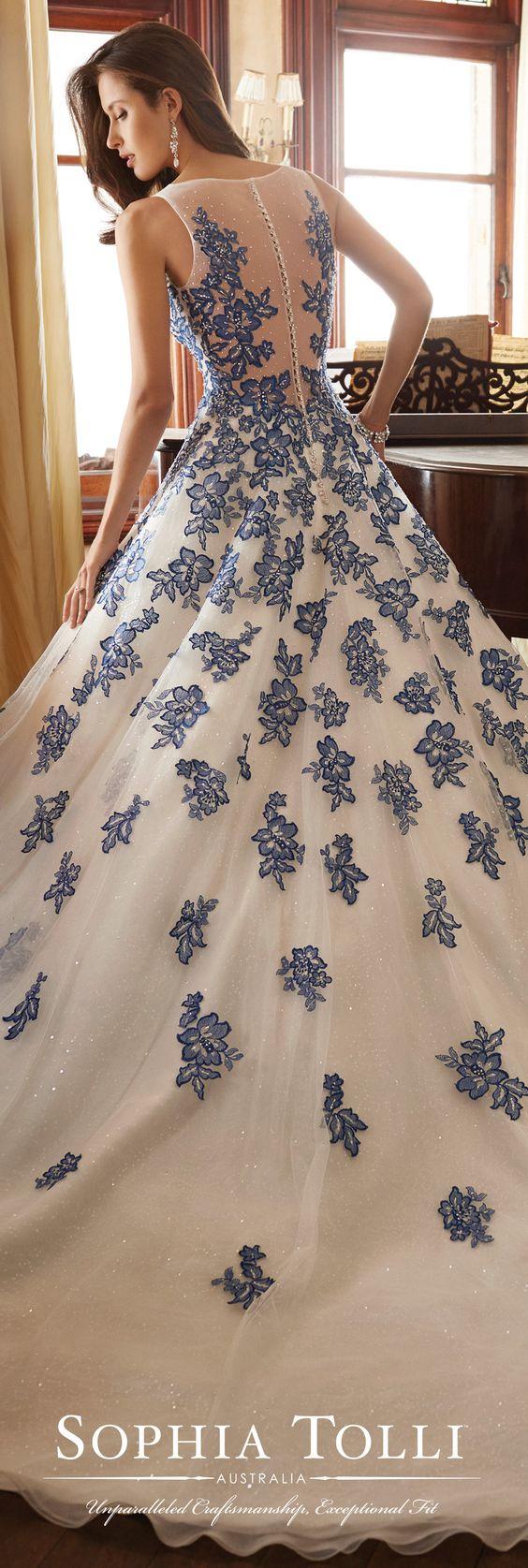 Vestido de noiva de cor? 1