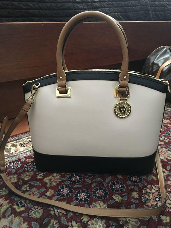 Anne Klein purse... So cute!