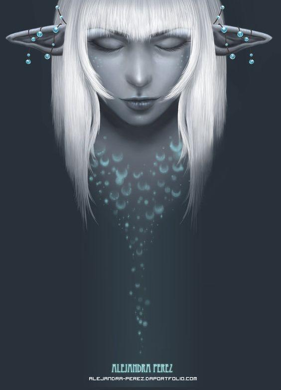 Blue Feelings by *Alejandra-perez on deviantART