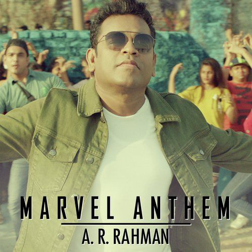 Marvel Anthem A R Rahman Mp3 Song Download Mp3 Song Download