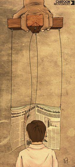 'Strings' by Jeff Treves.                                                                                                                                                                                 More