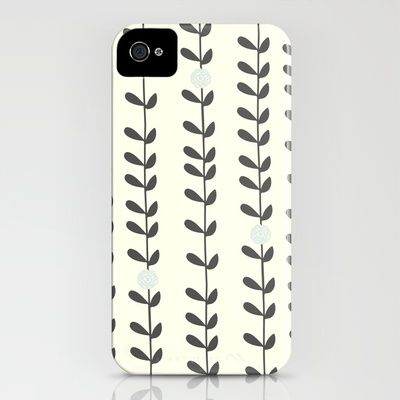 Oh my, and this iphone case too. The subtle blue flowers are so pretty.