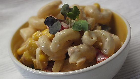 Curry Nudelsalat, ein leckeres Rezept aus der Kategorie Gemüse. Bewertungen: 146. Durchschnitt: Ø 4,4.