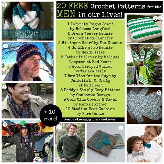 Crochet Pattern Our Father : Fathers day ideas, Fathers day and Our life on Pinterest