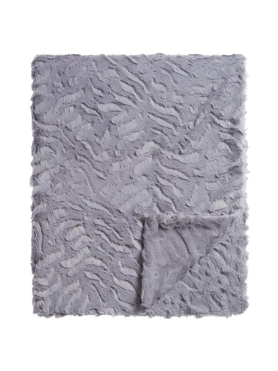 Slate Lux Marbella Throw