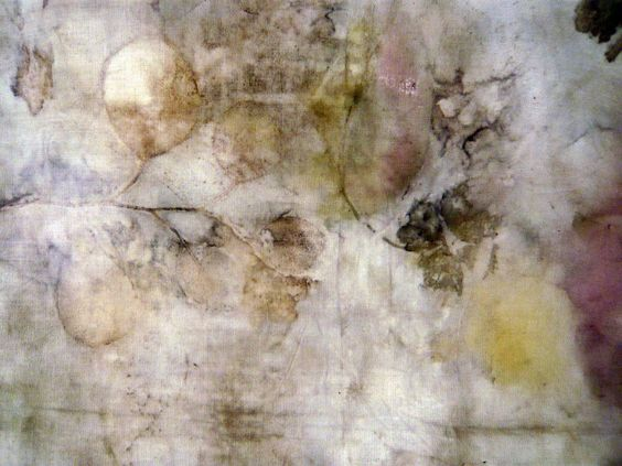 M.Y. garden | Youliana Manoleva - cotone, stampa botanica. cotton, botanical print. #cotton #natural #dyes #prints