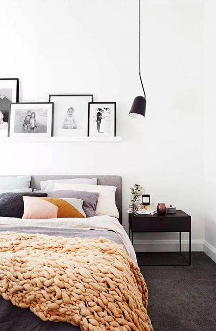 Bedroom Dark Carpet Grey 19 Ideas Bedroom In 2020 Grey Carpet Bedroom Bedroom Interior