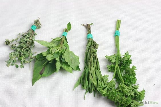 9 Ways to Dry Herbs - wikiHow