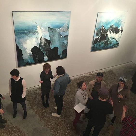 Downtown may be known for the First Saturday Art Crawl, but East Nashville's gotcha covered for the East Side Art Stumble, a monthly series happenin' on second Saturday. Photo via @artstumble