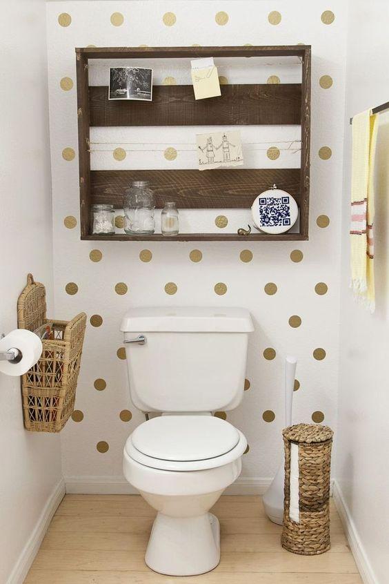 """blog de decoração - Arquitrecos: Que tal dar um """"up"""" no seu banheiro? Pode ser fácil (e barato)!:"""
