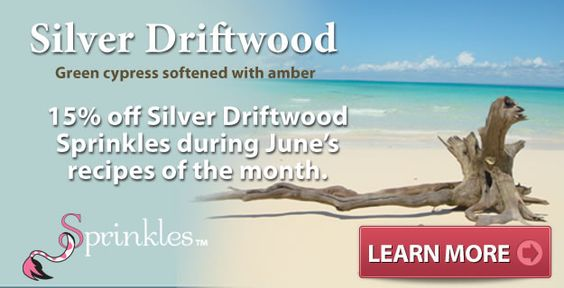 Pink Zebra Home June Scent of the month: Silver Driftwood!!! Available in Sprinkles, Candles, and Reed Diffusers with Bling
