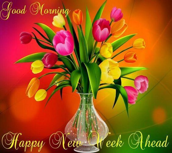 Good Morning Happy New Week Ahead monday good morning i hate mondays monday morning monday greeting monday blessings new week monday comment: