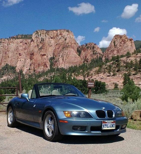 Bmw Z3 Roadster 2000: BMW Roadsters & Coupes