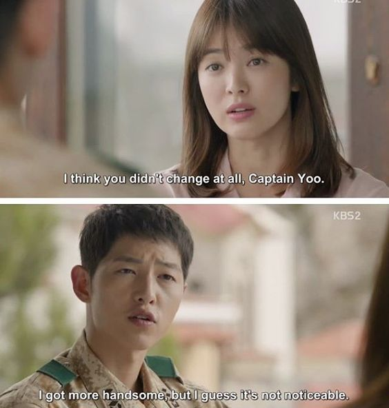 Descendants Of the Sun | Kapten Yoo