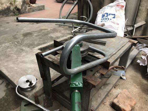 Bộ dụng cụ uốn ống bằng tay