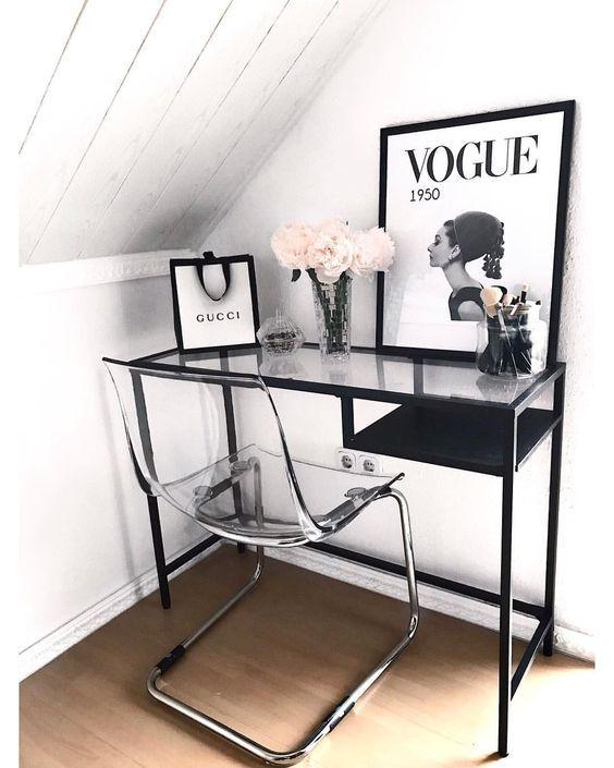11 Super Simple Ikea Hacks For Vittsjo Desk Shelf Hello Lovely Desk Shelves Ikea Laptop Table Home