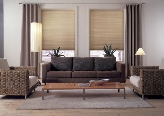 Duette - tecido ideal para absorção acústica. Indicada para home cines e salas de som: