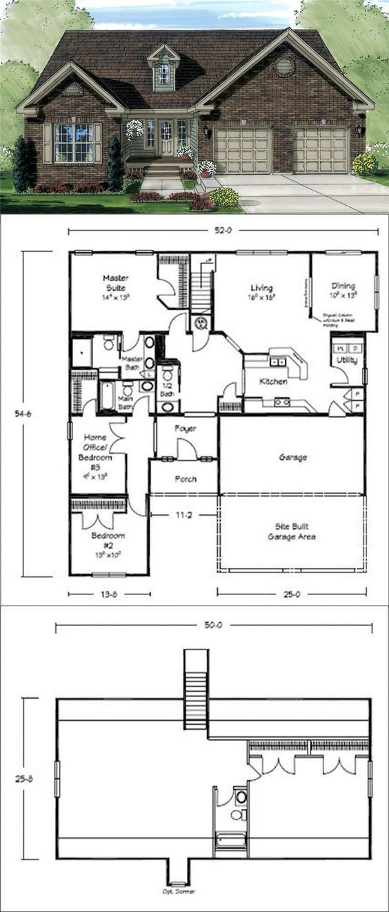 house floor plans with galley kitchen ~ home design and furniture