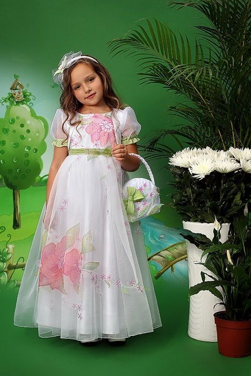 Dresses for girls. New Collection 2012