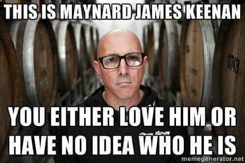 Maynard James Keenan