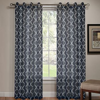 Katerini Sheer Curtains - 52'' x 95'' | Curtains | Pinterest ...