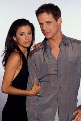 Trouble, Isabella and Michael. Y Eva Longoria & Christian LeBlanc