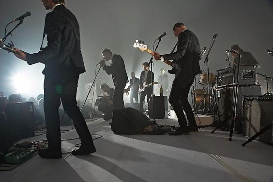 Ragnar Kjartansson and The National - Exhibitions - Luhring Augustine