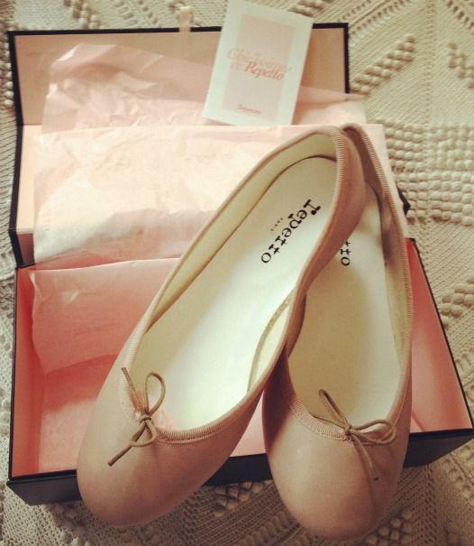 Repetto ballet flats: So comfy!