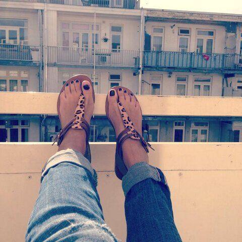 panter sandals