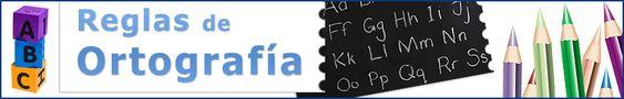 Reglas de Ortografía es el mayor banco de ejercicios ortográficos autocorregibles en lengua española disponible en Internet