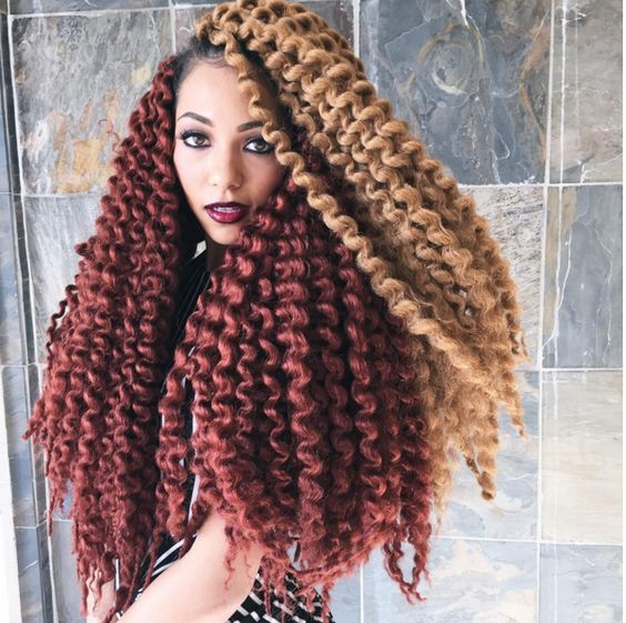 Crochet Hair Extensions Amazon : ... braids twist and more crochet twist outs braids twists crochet braids