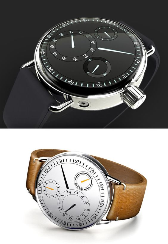 Ressence watches upstart belgian watch brand ressence creates watches like no other designer for Ressence watches