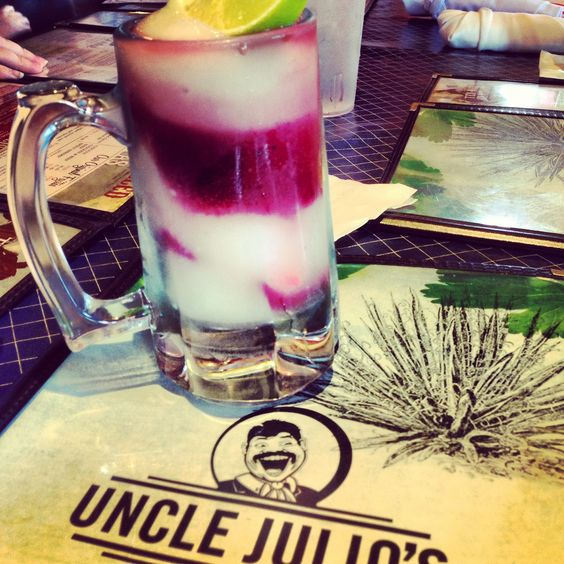 The Swirl at Uncle Julio's.  Grapevine.