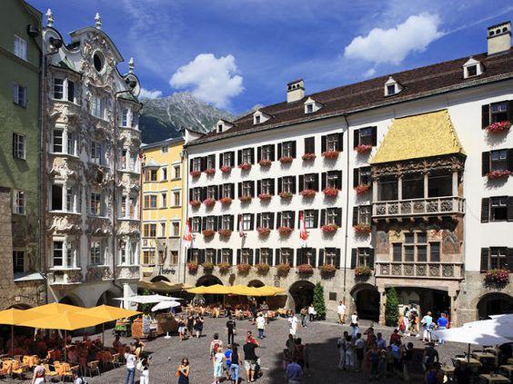 Tyrol - Áustria - Europa