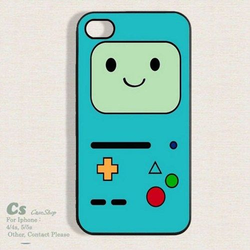 The smile sky blue Time Hard Snap on for  iPhone 4/4s