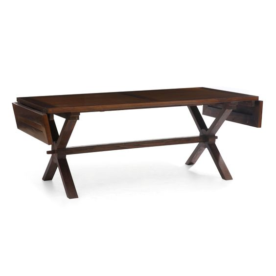 Laurel Heights Distressed Natural Table | Overstock.com Shopping - The Best Deals on Dining Tables 910