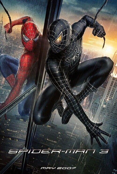 Spider Man 3 Poster In 2020 Spiderman Movie Spiderman Marvel Movies