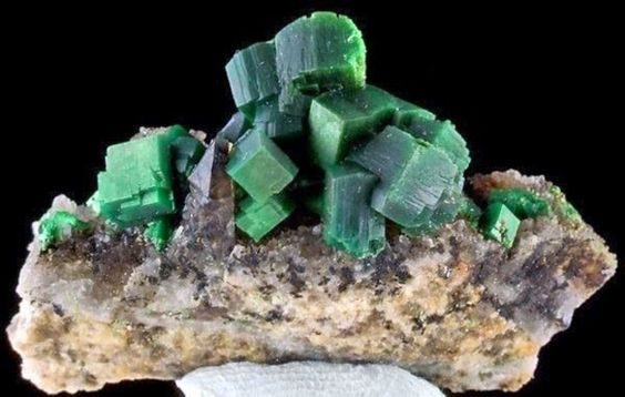 Torbernite (radioativo)