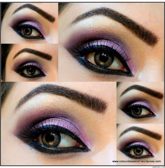 arabic eye makeup #eye #makeup #eyemakeup