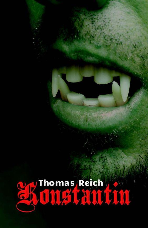 Was es heißt, die Ewigkeit zu besitzen. Die Ewigkeit, und sie ist leer.  Der Vampir Konstantin ist müde. Er will, dass die Menschen so leiden, wie er. Mit dem Blut seiner Opfer schreibt er Botschaften, um das Interesse von Kommissar Braugstetter zu wecken. Gelingt es diesem, das falsche Spiel zu durchschauen? Oder macht er sich unwissentlich zum Handlanger der Apokalypse?  Buch: http://www.amazon.de/Konstantin-Thomas-Reich/dp/1481923218  Ebook: http://www.amazon.de/dp/B009QAIS0O