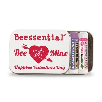 What is it about Valentines Day, that makes me want to make my lips so soft and kissable. We love Beessential,they have some of the best lip balms we have used. Granted there are so many other things, but this is what we use on a daily basis.Beessential,they have some of the best lip balms...Read More »