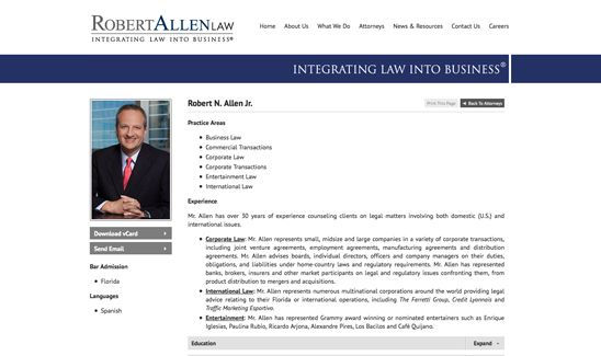 125 best Attorney Biography Examples images on Pinterest Website - biography example