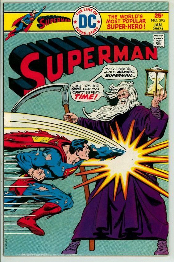 Superman 295 (VG 4.0)