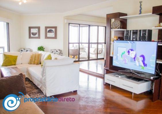O #apartamento da Fabiane fica em #CampoBelo e é de muito bom gosto!