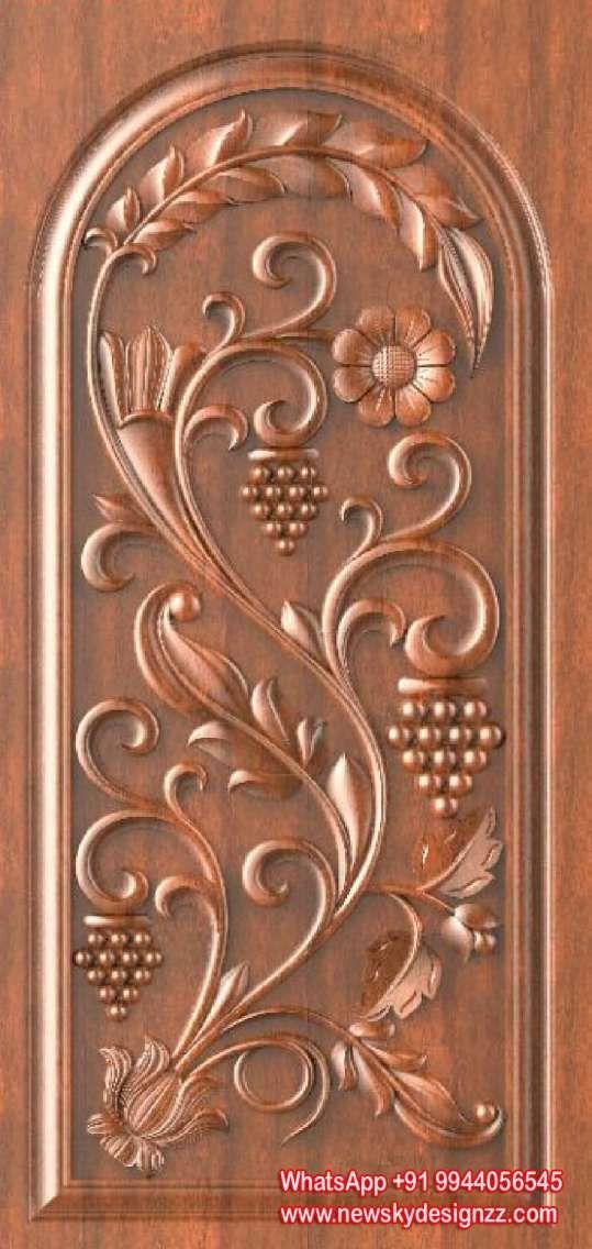 17 Fancy Wood Carving Door Images Gallery In 2020 Door Design Photos Door Design Wood Front Door Design Wood