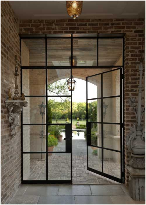 Steel French Patio Doors Searching For 179 Best French Doors Images On Pinterest French Doors Exterior Steel Doors And Windows French Doors Patio