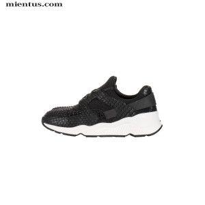 ASH Sneakers Mood Black